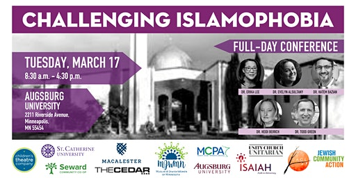 4th Annual Challenging Islamophobia Conference - A Full-Day Event