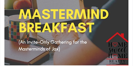 Invite ONLY Jacksonville Local Business Owner Mastermind - IDA Claire tickets