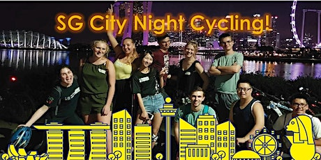 [NUS] SG City Night Cycling: Feb & Mar 2020 tickets