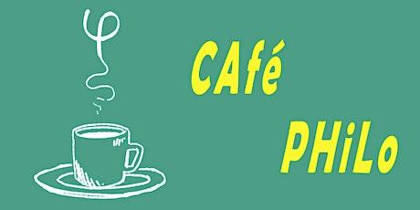CAfé PHilo billets