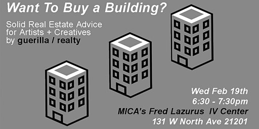 I Want To Buy A Building