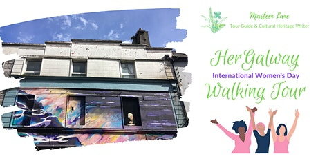 HerGalway International Women's Day Walking Tour tickets