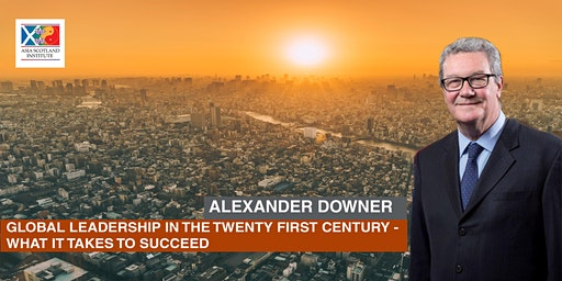 Global Leadership in the Twenty First Century - What It Takes to Succeed