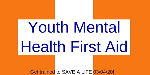 Youth Mental Health First Aid (YMHFA) Training