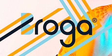 2 Day Broga®Fitness Yoga Certification RAF Benson tickets