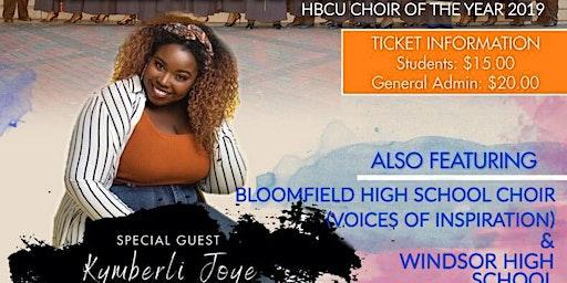 VSU gospel tour RI 2020
