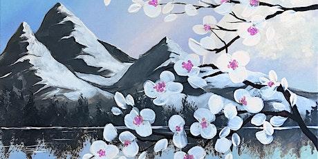 Blossom Moon Brush Party - Hanham Mills tickets
