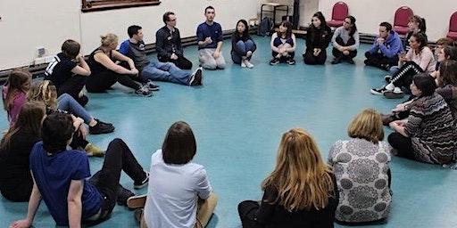 Laying The Foundations: Drama Facilitation Training -Taster Workshop- DUB
