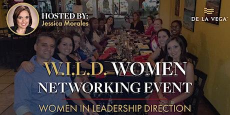 W.I.L.D Women Networking April  Event (Deland) tickets