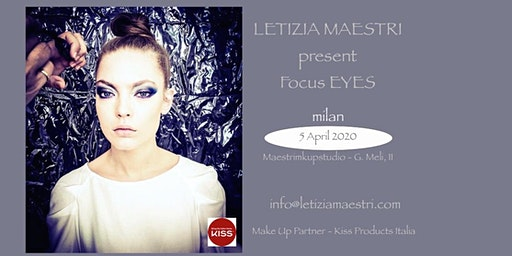 FOCUS EYES  ONE DAY by LETIZIA MAESTRI 5 APRILE 2020