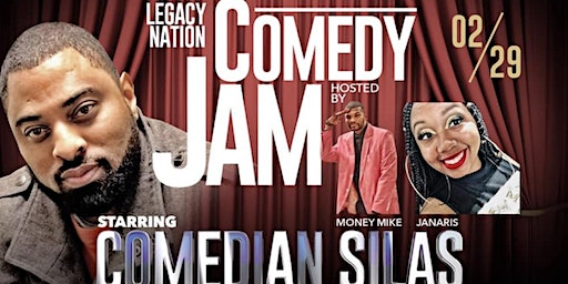 Legacy Nation Comedy Jam