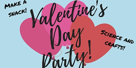 Valentine's Day Party with CICS! tickets