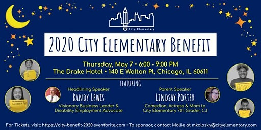 2020 City Elementary Benefit