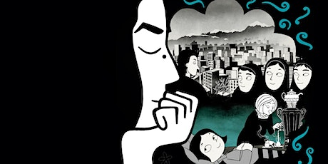 Get Animated: 'Persepolis' screening tickets