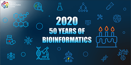 Kick-off symposium 50 years of Bioinformatics tickets