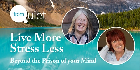 Live More Stress Less with Maria Iliffe-Wood & Jacqueline Hollows tickets