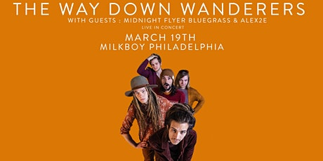Way Down Wanderers tickets