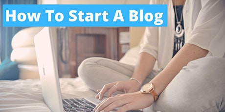 Triad Goodwill Digital Skills Center: How to Start a Blog tickets