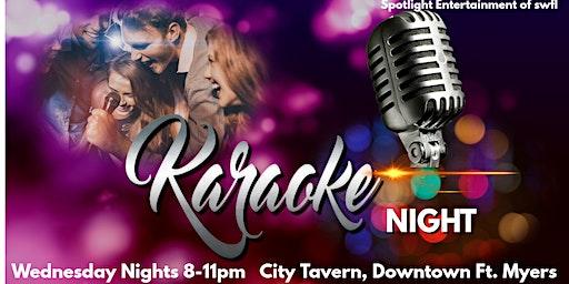Wednesday Night Karaoke Fort Myers