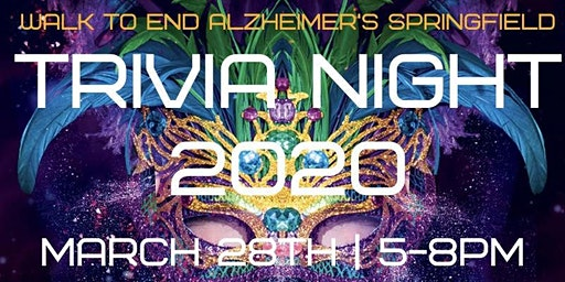 Trivia Night 2020-Walk to End Alzheimer's Springfield, MO