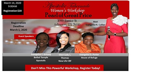 Women Empowerment Workshop- Pearl of Great Price