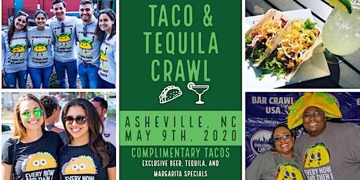 Taco & Tequila Crawl: Asheville