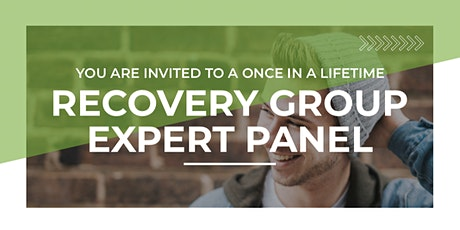 Recovery Group Expert Panel tickets