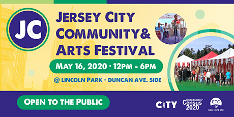 Jersey City Community & Arts Festival tickets