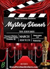Lights! Cameras! AAAHHH! Mystery Dinner tickets
