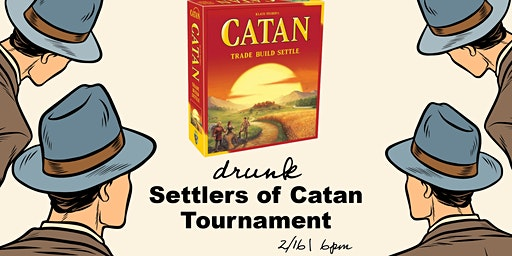Drunk Settlers of Catan