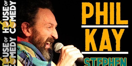 Comedy with Phil Kay & Stephen Carlin | The 1865