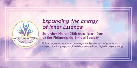 Expanding the Energy of Inner Essence tickets