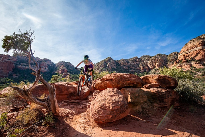 Roam Retreat @ Sedona AZ | A Coed MTB Vacation image