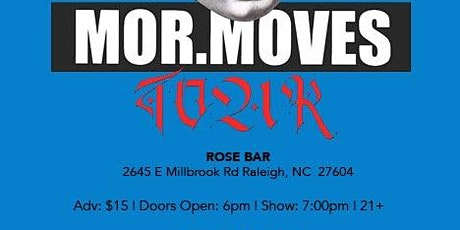 MOR MOVES TOUR tickets