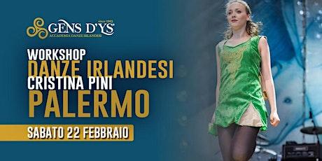 Palermo - Stage di Danze Irlandesi tickets