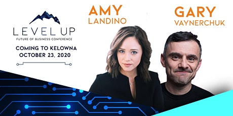 Level Up: Future of Business Conference tickets