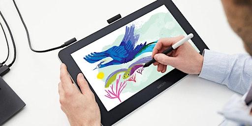 El poder del lápiz en la pantalla: Dibujo para Challenges en Instagram con la nueva Wacom One