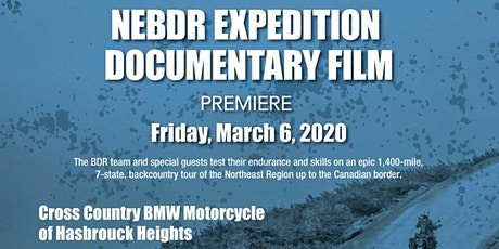NEBDR Movie Premiere at Cross Country BMW of Hasbrouck Heights tickets