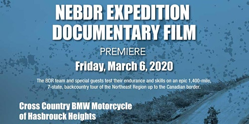NEBDR Movie Premiere at Cross Country BMW of Hasbrouck Heights