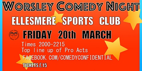 Worsley Comedy Night tickets