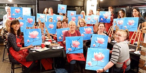 Magnolia Moments Brush Party - Thame