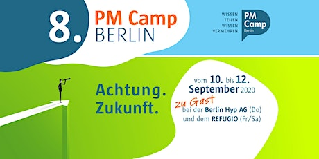 8. PM Camp Berlin 2020 tickets