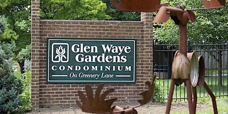 Tour of Glen Waye Gardens tickets