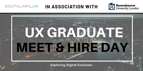 UX Graduate Meet & Hire Day tickets