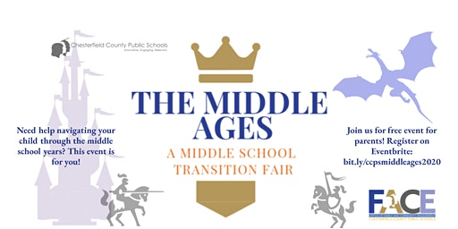 2020 The Middle Ages- Middle School Transition Fair