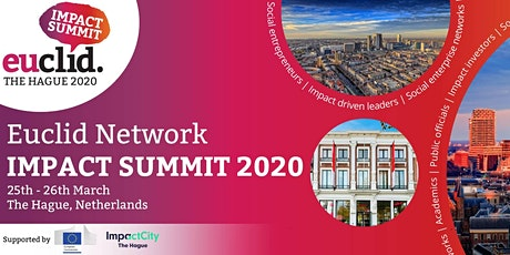 POSTPONED - Euclid Network Impact Summit 2020 tickets