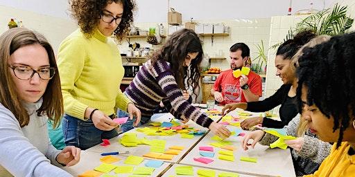 HoldUp (Creativity Workshop) for Lady Bee food storage