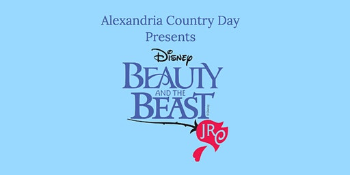 Beauty And The Beast Jr. Thursday Show