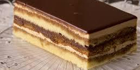 Annie's Signature Sweets create your own opera torte class tickets