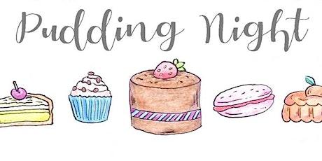 Taunton Pudding Night tickets